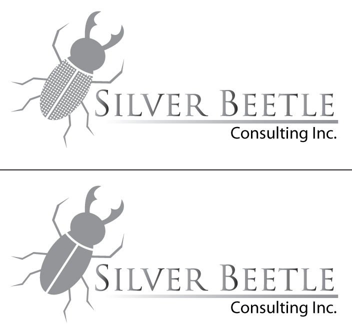 Logo Design by Genesis Orland Colendres - Entry No. 11 in the Logo Design Contest Silver Beetle Consulting Inc. Logo Design.