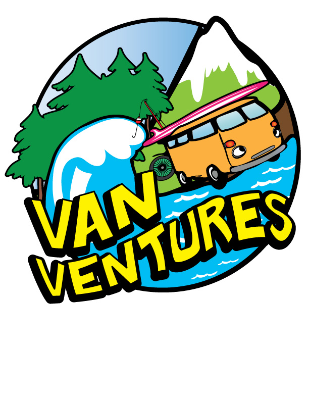 Logo Design by Candita Pelley - Entry No. 39 in the Logo Design Contest New Logo Design for Van Ventures.