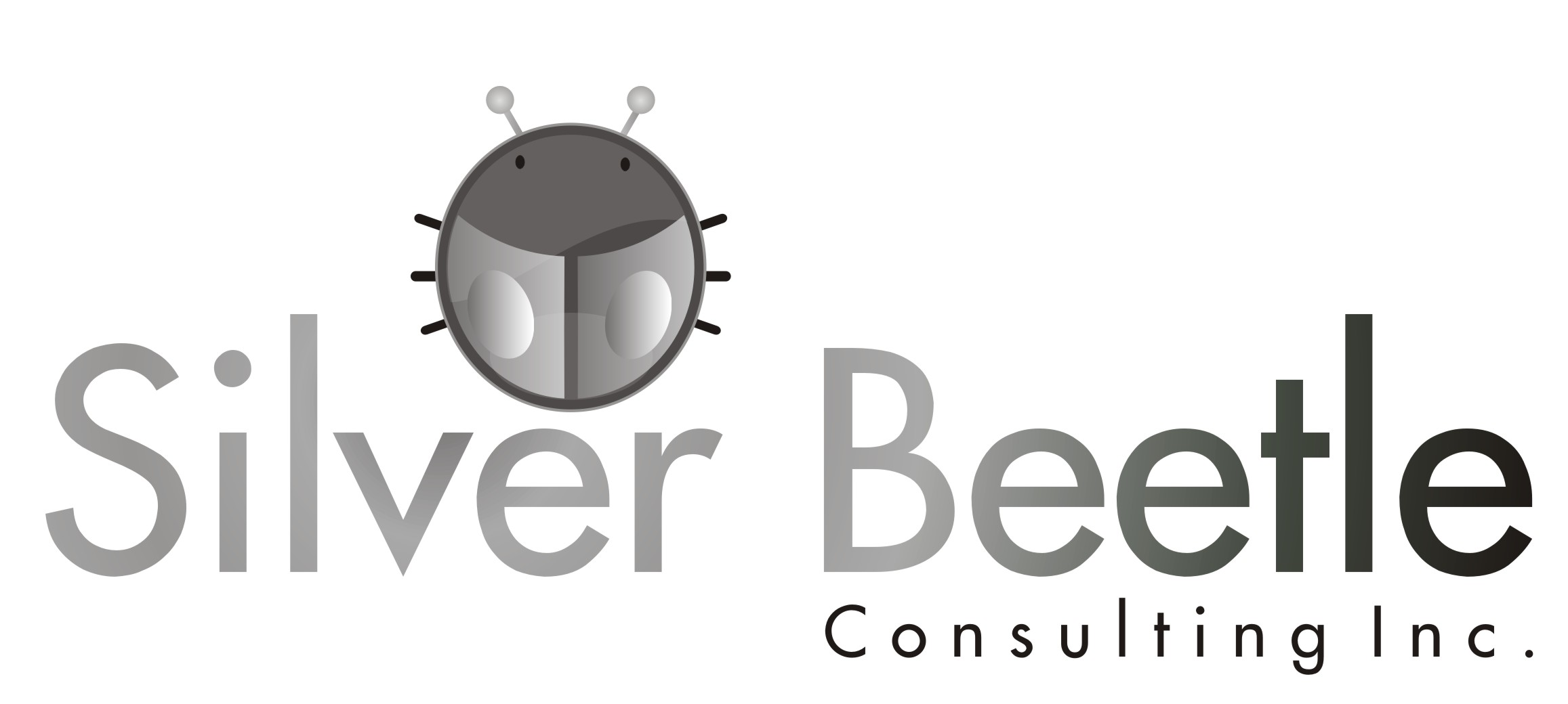 Logo Design by Private User - Entry No. 12 in the Logo Design Contest Silver Beetle Consulting Inc. Logo Design.