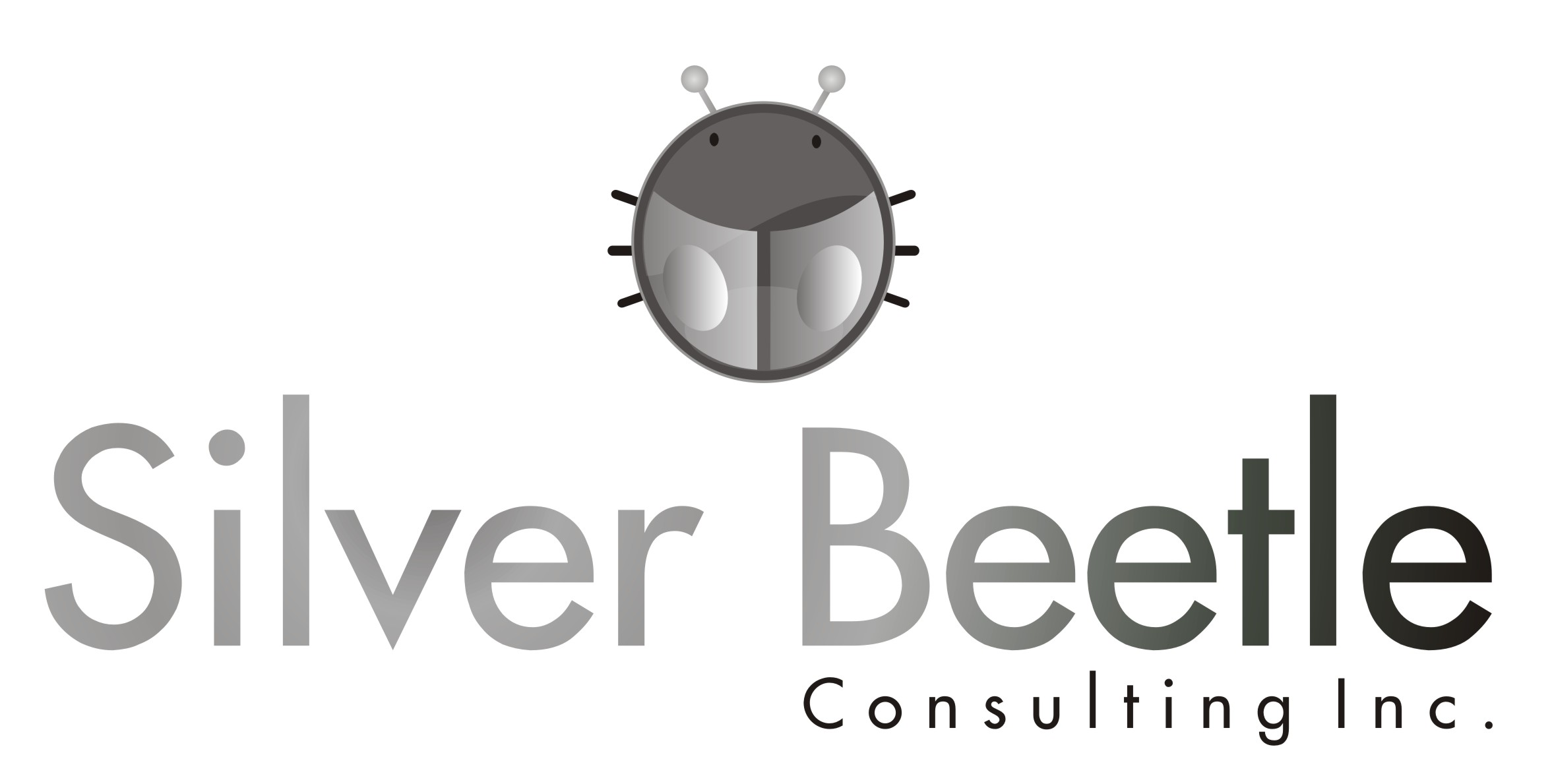 Logo Design by Private User - Entry No. 13 in the Logo Design Contest Silver Beetle Consulting Inc. Logo Design.