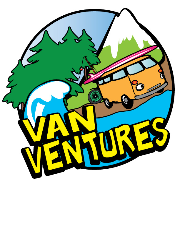 Logo Design by Candita Pelley - Entry No. 40 in the Logo Design Contest New Logo Design for Van Ventures.