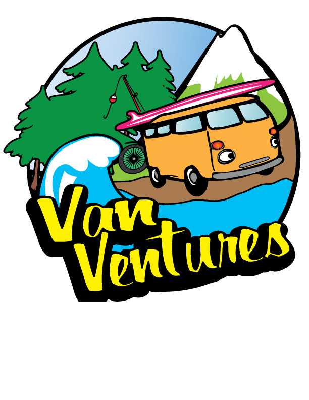 Logo Design by Candita Pelley - Entry No. 41 in the Logo Design Contest New Logo Design for Van Ventures.