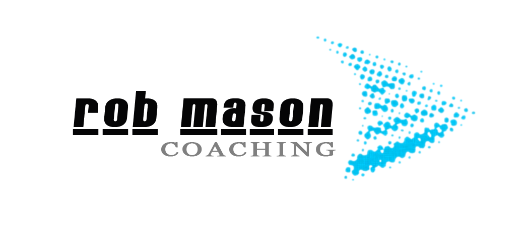 Logo Design by Private User - Entry No. 70 in the Logo Design Contest New Logo Design Needed for Exciting Company Rob Mason Coaching.