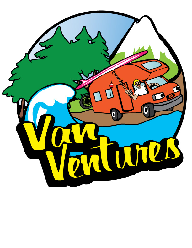 Logo Design by Candita Pelley - Entry No. 43 in the Logo Design Contest New Logo Design for Van Ventures.