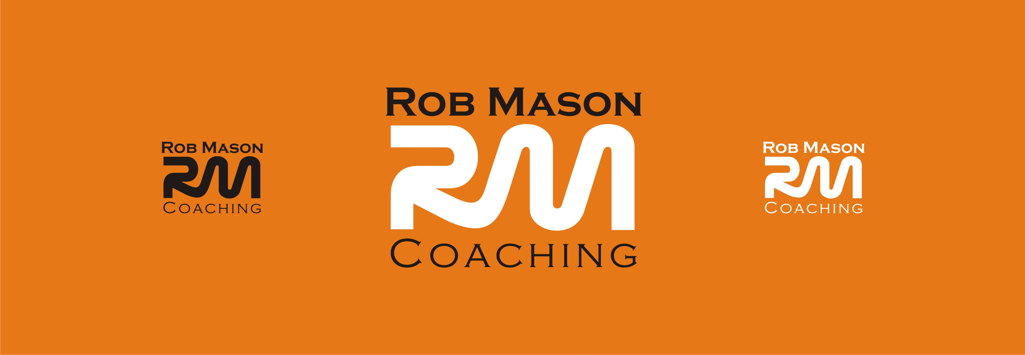 Logo Design by Private User - Entry No. 73 in the Logo Design Contest New Logo Design Needed for Exciting Company Rob Mason Coaching.