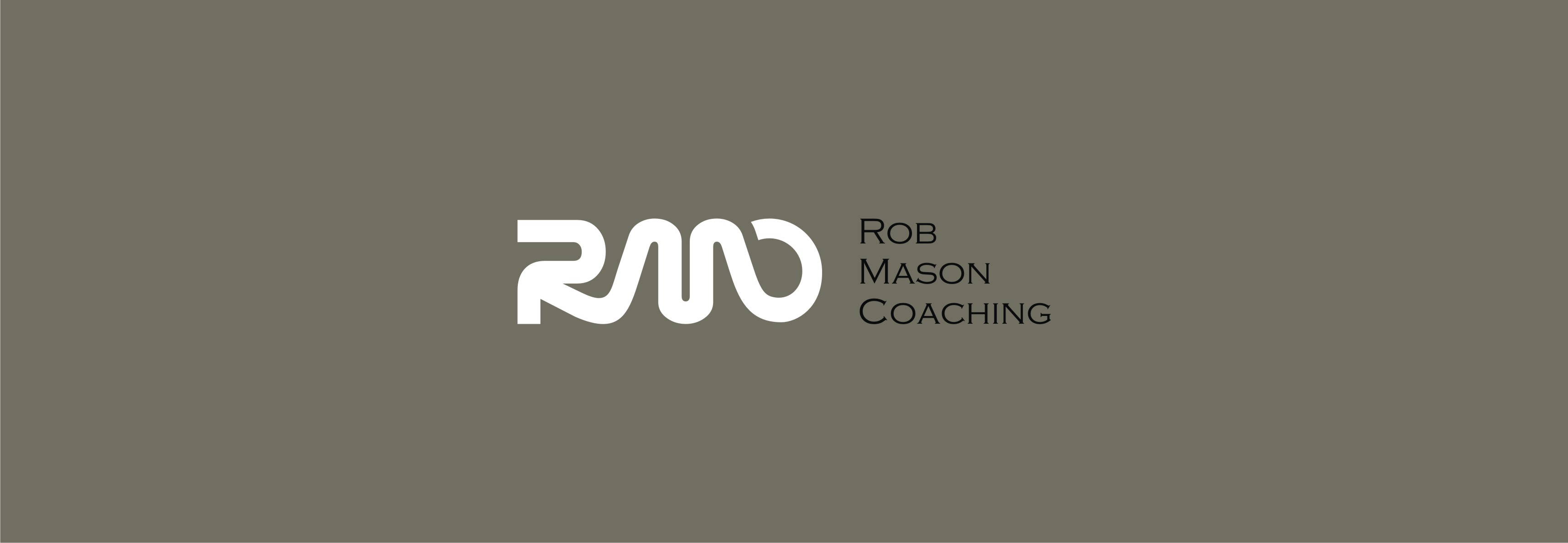Logo Design by Private User - Entry No. 74 in the Logo Design Contest New Logo Design Needed for Exciting Company Rob Mason Coaching.