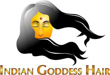 Logo Design by JOHN MICHAEL CUIZON - Entry No. 19 in the Logo Design Contest Indian Goddess Hair LOGO DESIGN.
