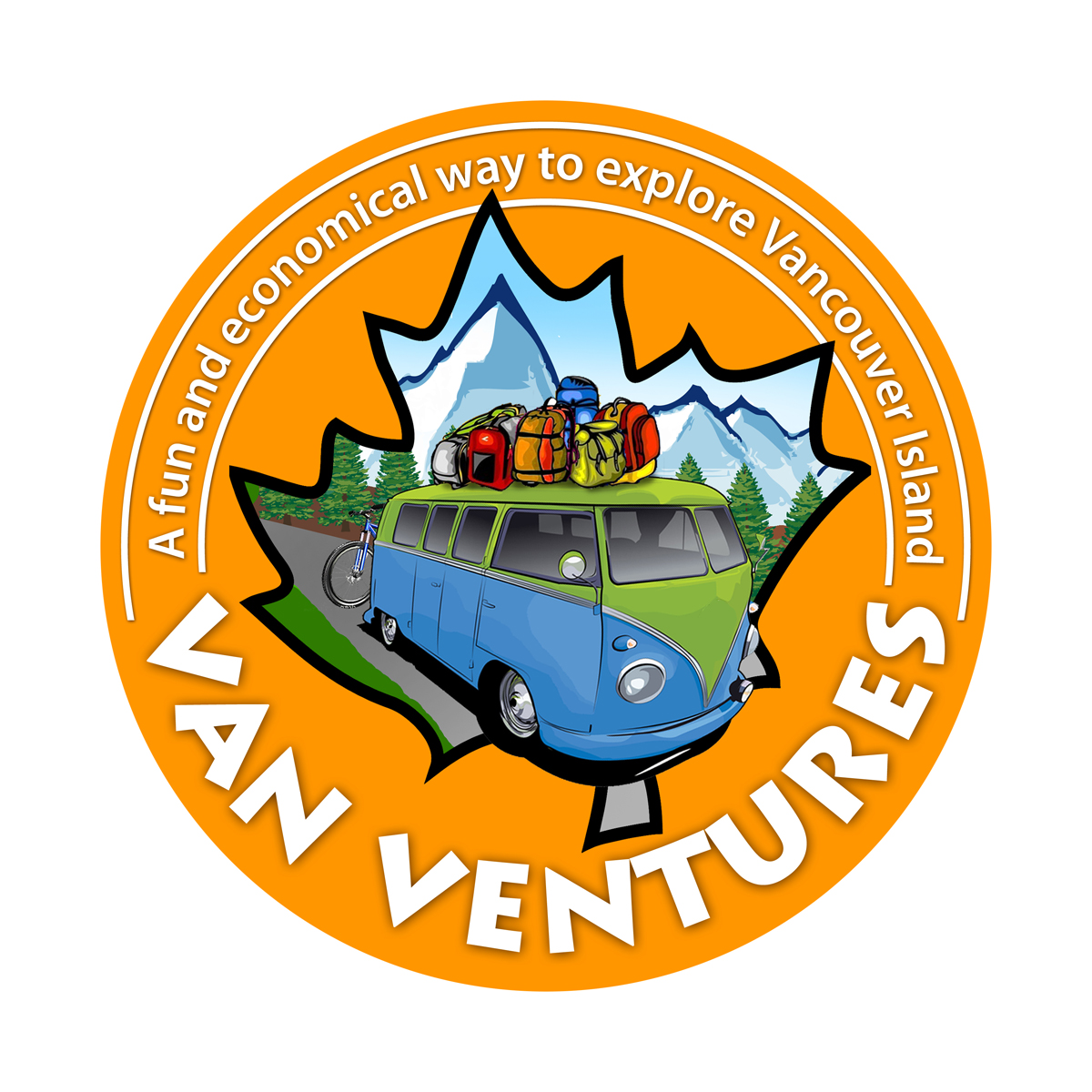 Logo Design by moidgreat - Entry No. 51 in the Logo Design Contest New Logo Design for Van Ventures.