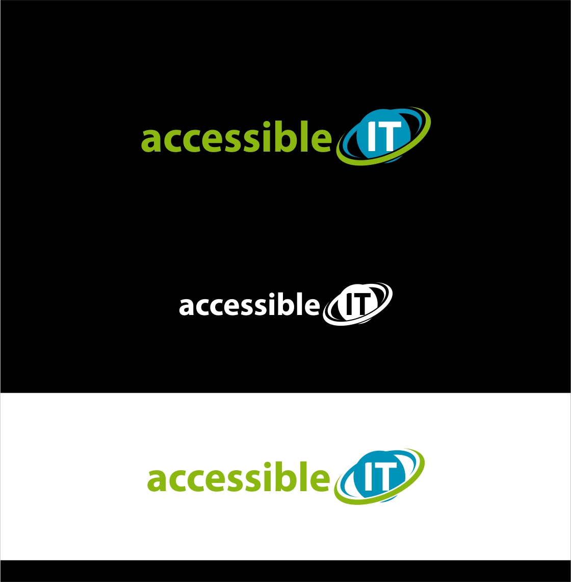 Logo Design by haidu - Entry No. 336 in the Logo Design Contest Logo Design Needed for Exciting New Company Accessible IT.