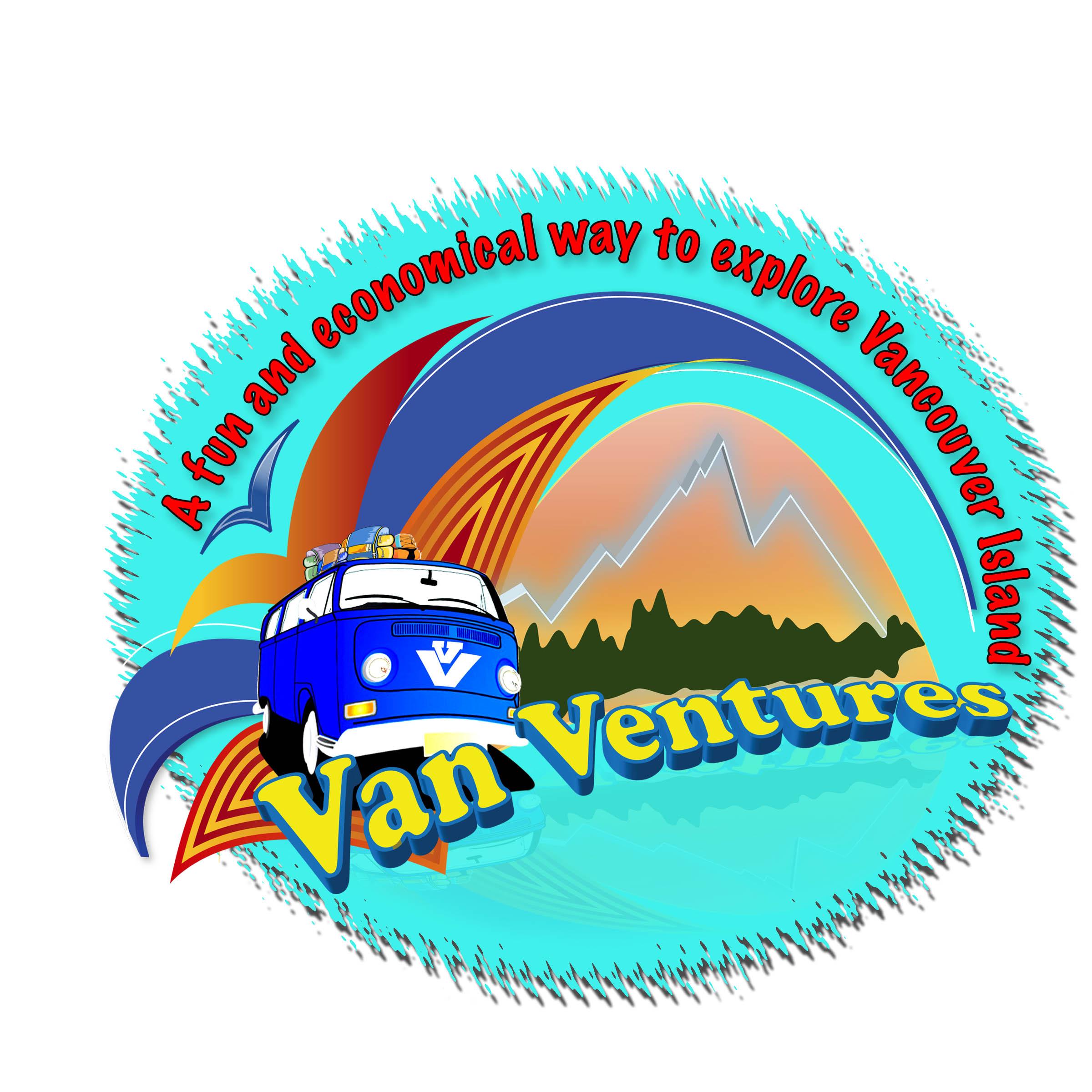 Logo Design by Aj Ong - Entry No. 56 in the Logo Design Contest New Logo Design for Van Ventures.