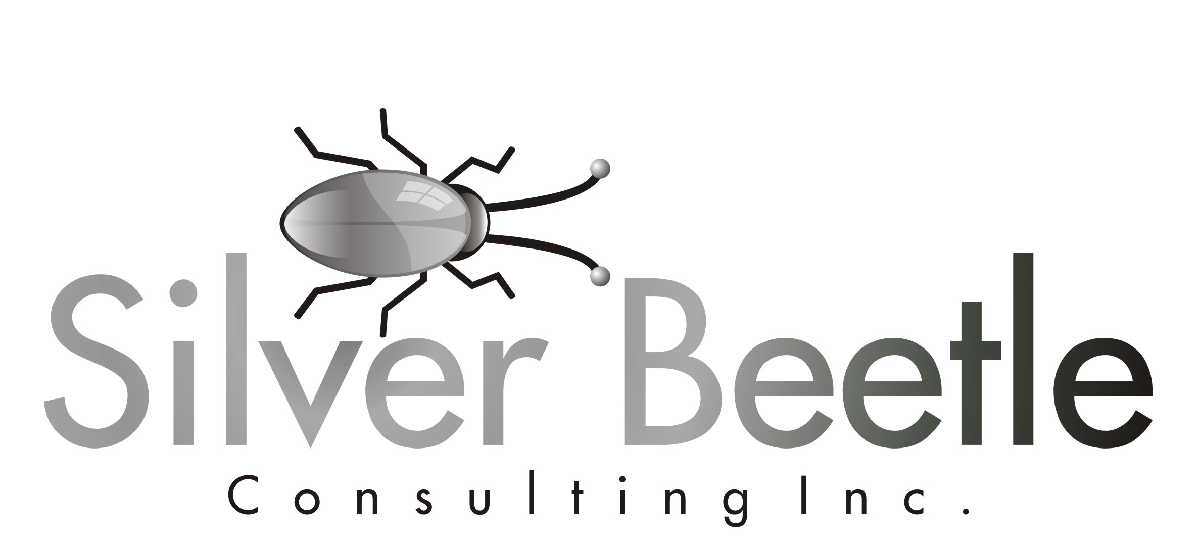 Logo Design by Private User - Entry No. 15 in the Logo Design Contest Silver Beetle Consulting Inc. Logo Design.