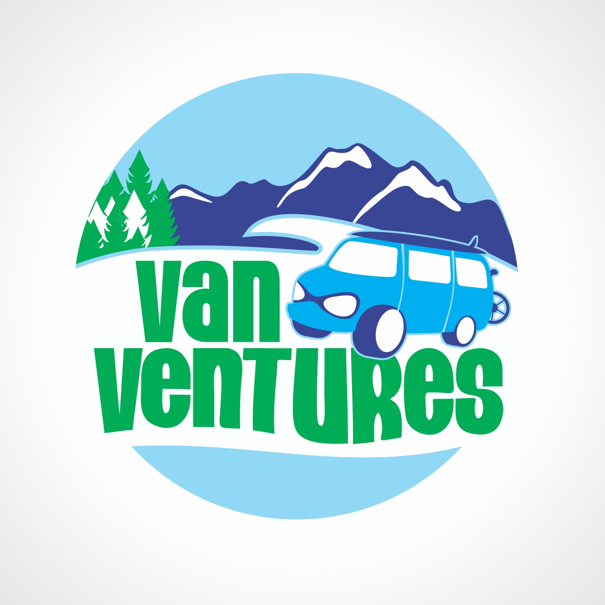 Logo Design by Sonny Cornado - Entry No. 58 in the Logo Design Contest New Logo Design for Van Ventures.