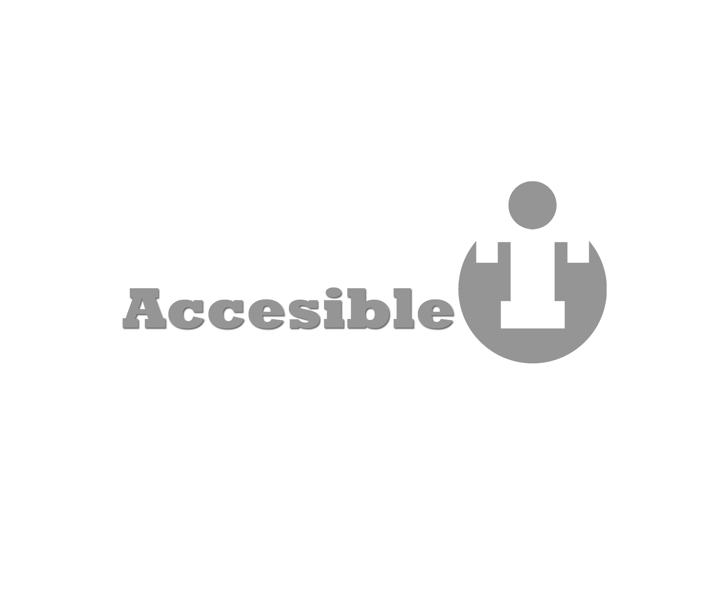 Logo Design by Raymond Mariano - Entry No. 337 in the Logo Design Contest Logo Design Needed for Exciting New Company Accessible IT.