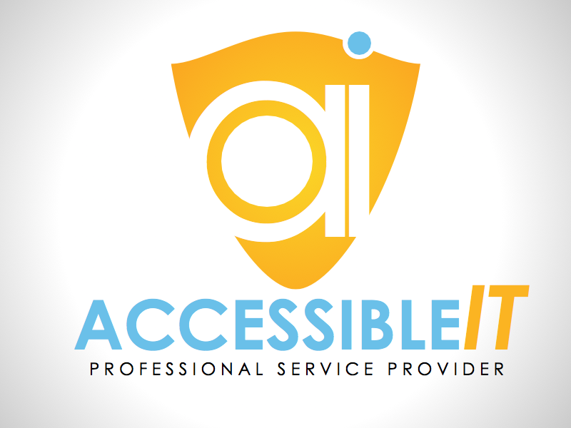 Logo Design by wagkangmakulit - Entry No. 338 in the Logo Design Contest Logo Design Needed for Exciting New Company Accessible IT.
