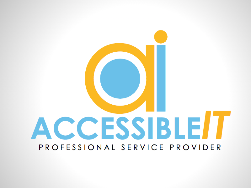 Logo Design by wagkangmakulit - Entry No. 339 in the Logo Design Contest Logo Design Needed for Exciting New Company Accessible IT.