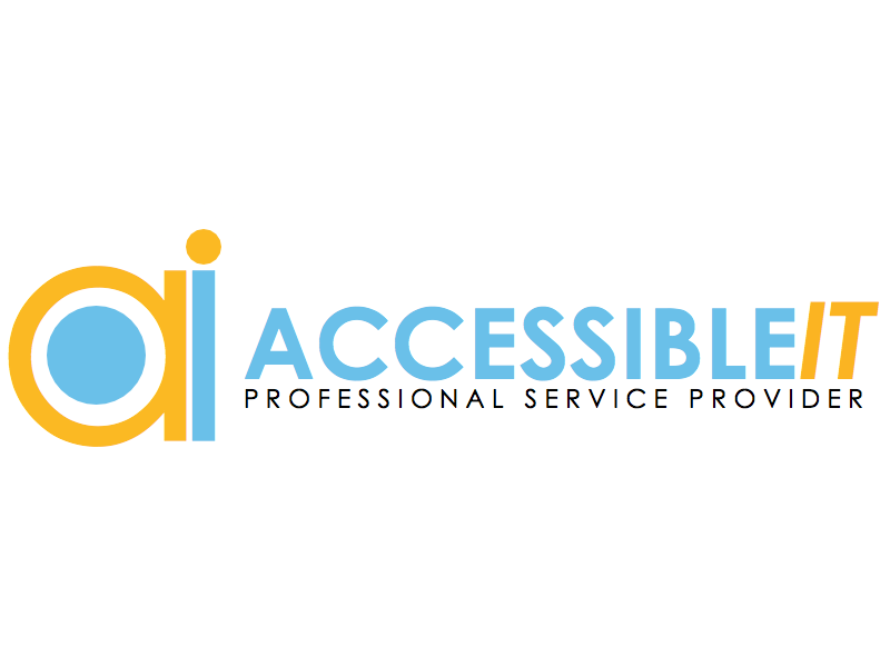 Logo Design by wagkangmakulit - Entry No. 340 in the Logo Design Contest Logo Design Needed for Exciting New Company Accessible IT.