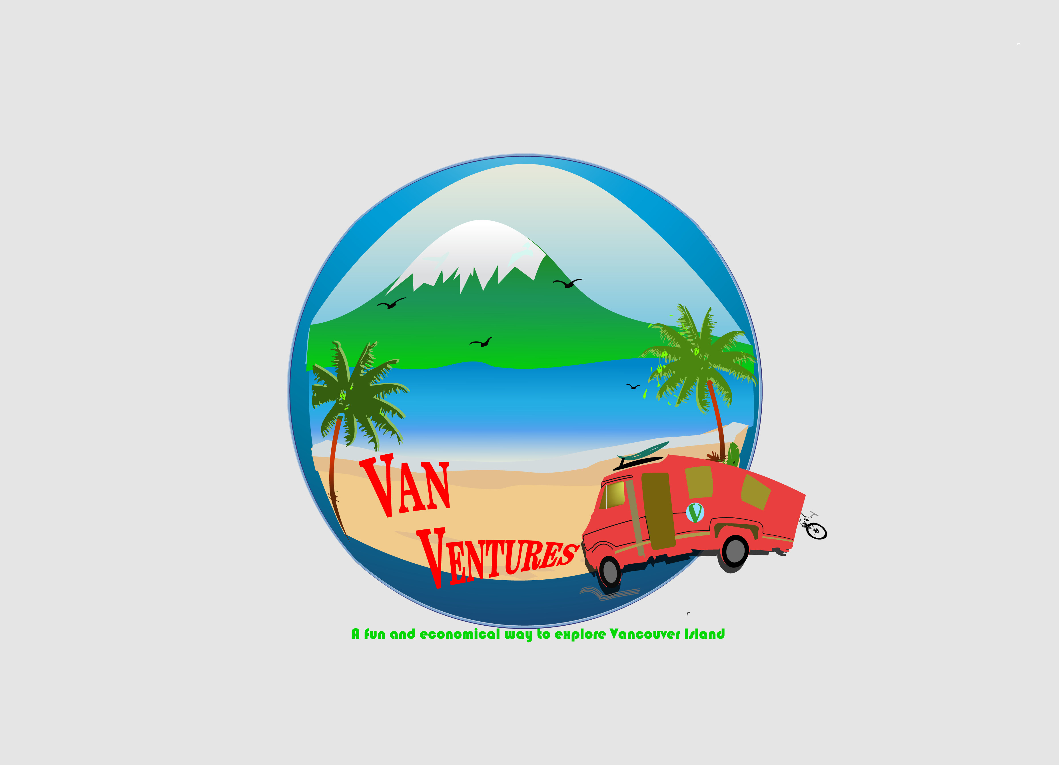 Logo Design by Sandiip Khanal - Entry No. 61 in the Logo Design Contest New Logo Design for Van Ventures.