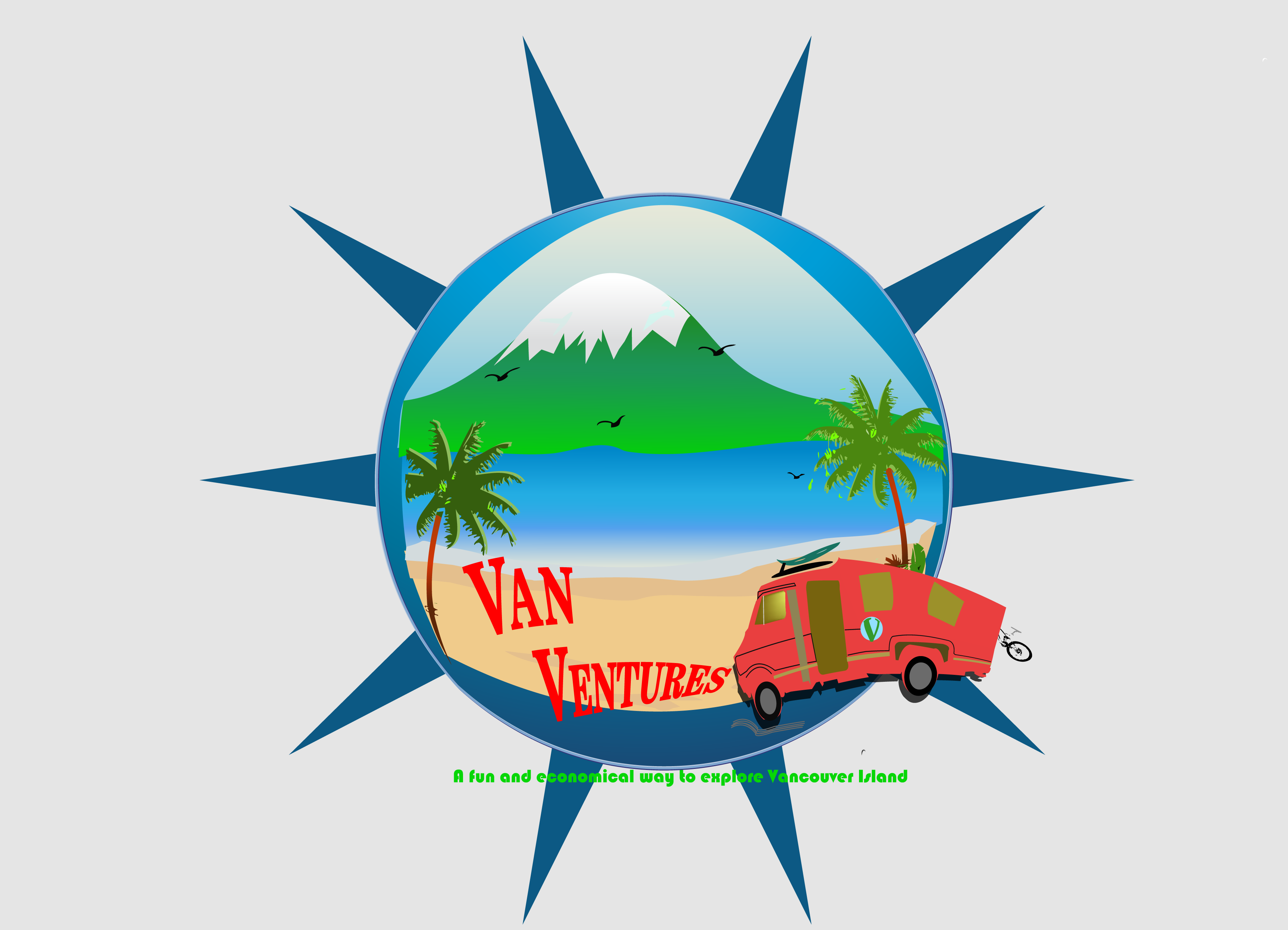 Logo Design by Sandiip Khanal - Entry No. 62 in the Logo Design Contest New Logo Design for Van Ventures.