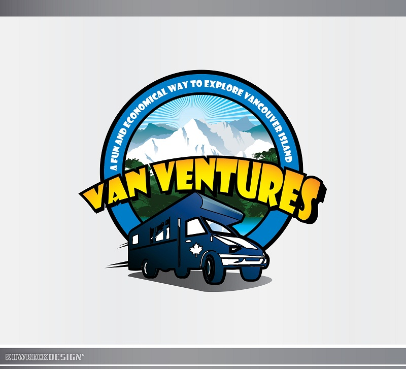 Logo Design by kowreck - Entry No. 63 in the Logo Design Contest New Logo Design for Van Ventures.
