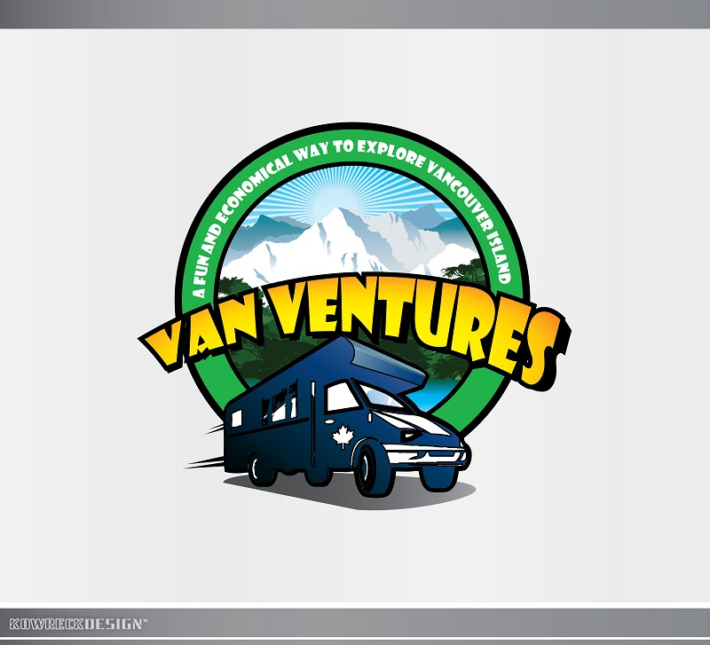 Logo Design by kowreck - Entry No. 64 in the Logo Design Contest New Logo Design for Van Ventures.