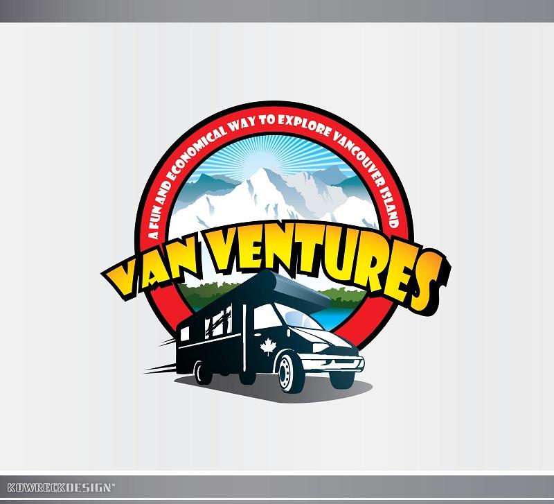 Logo Design by kowreck - Entry No. 65 in the Logo Design Contest New Logo Design for Van Ventures.