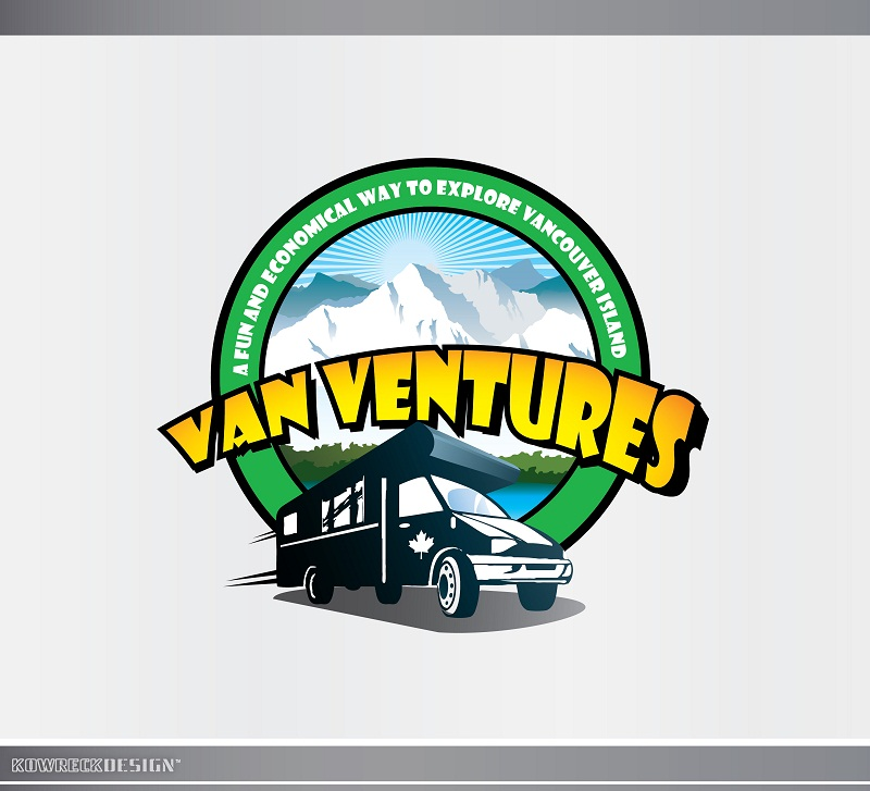 Logo Design by kowreck - Entry No. 66 in the Logo Design Contest New Logo Design for Van Ventures.