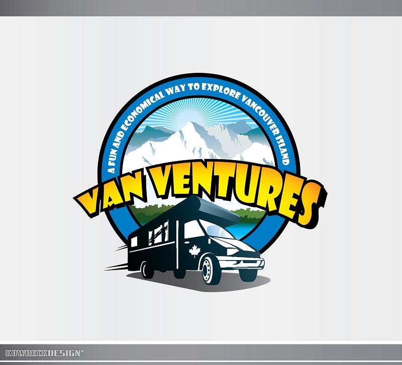 Logo Design by kowreck - Entry No. 67 in the Logo Design Contest New Logo Design for Van Ventures.