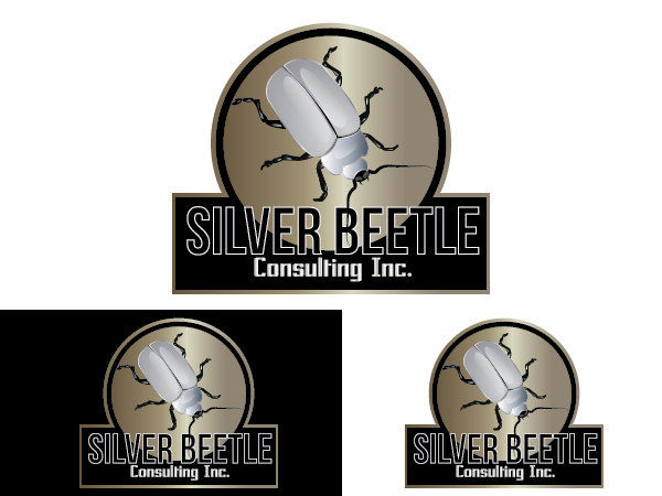 Logo Design by cOOOkie - Entry No. 19 in the Logo Design Contest Silver Beetle Consulting Inc. Logo Design.
