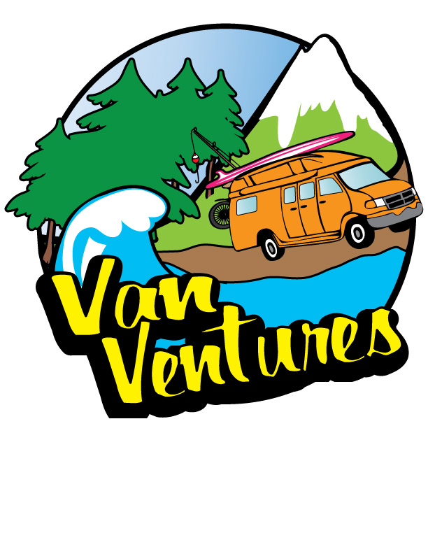 Logo Design by Candita Pelley - Entry No. 70 in the Logo Design Contest New Logo Design for Van Ventures.