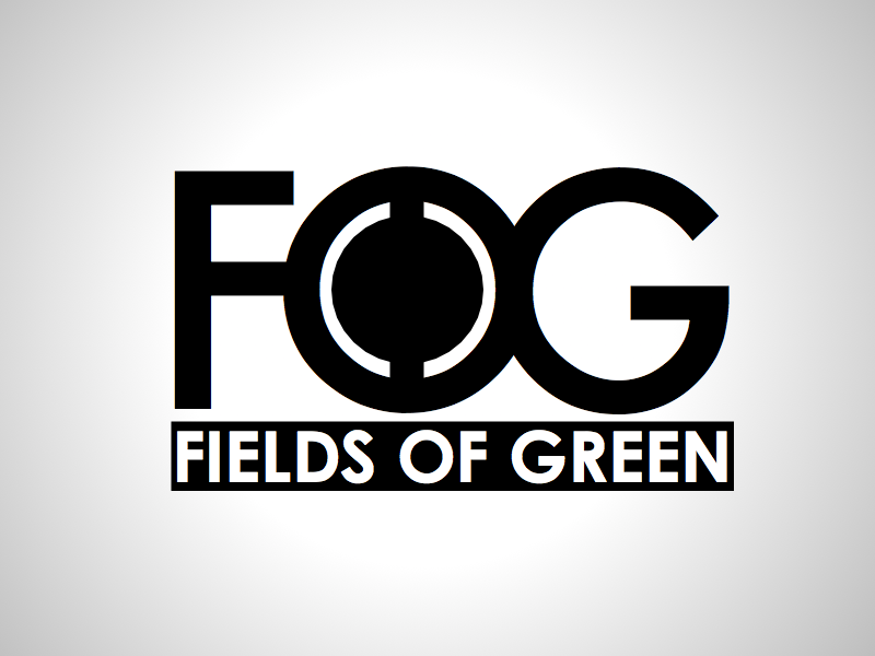 Logo Design by wagkangmakulit - Entry No. 12 in the Logo Design Contest Psych-Rock Band FIELDS OF GREEN Logo Design.