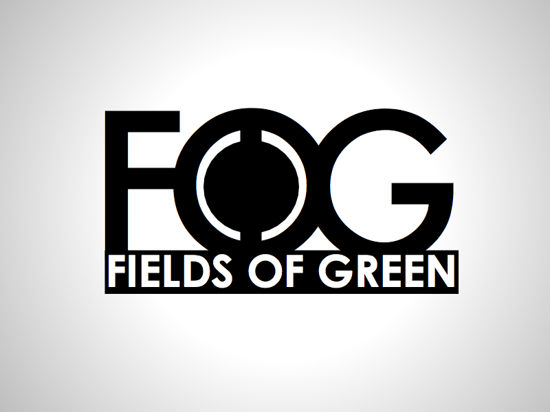 Logo Design by wagkangmakulit - Entry No. 13 in the Logo Design Contest Psych-Rock Band FIELDS OF GREEN Logo Design.