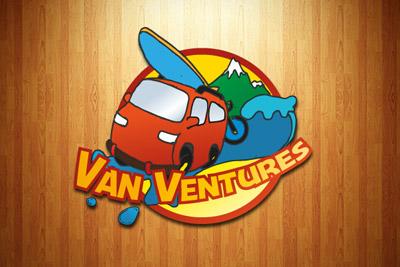Logo Design by j2kadesign - Entry No. 72 in the Logo Design Contest New Logo Design for Van Ventures.