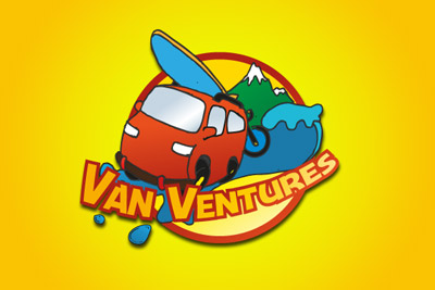 Logo Design by j2kadesign - Entry No. 73 in the Logo Design Contest New Logo Design for Van Ventures.