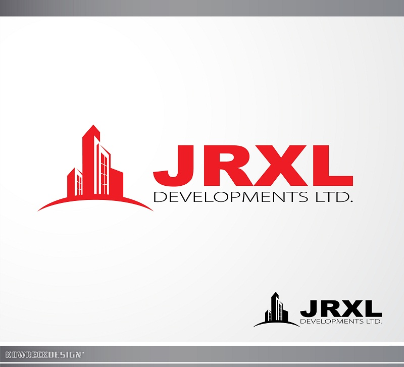 Logo Design by kowreck - Entry No. 62 in the Logo Design Contest JRXL DEVELOPMENTS LTD Logo Design.
