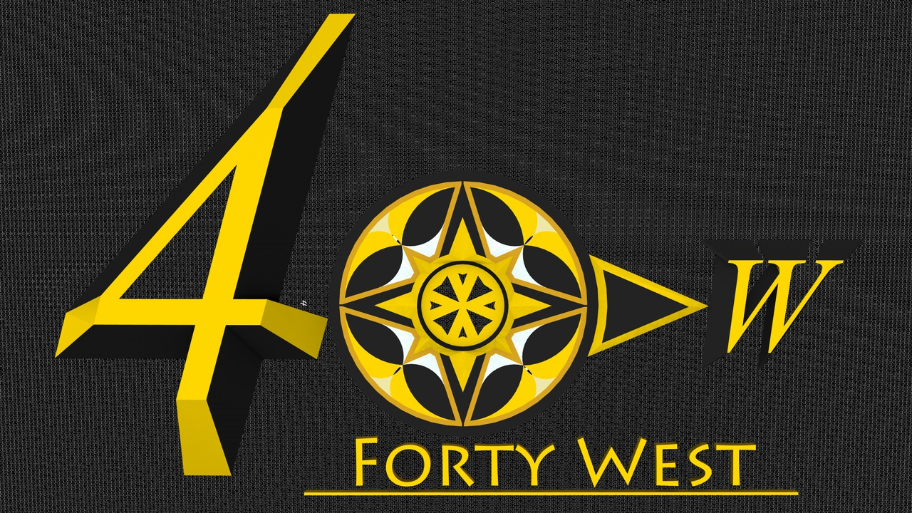 Logo Design by Francis Yap - Entry No. 42 in the Logo Design Contest Unique Logo Design Wanted for Forty West.
