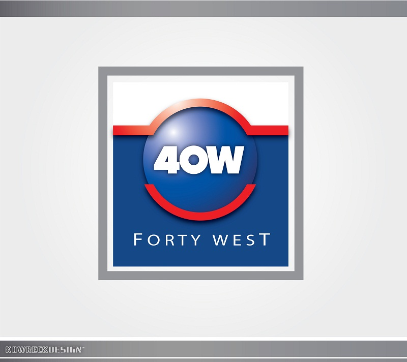 Logo Design by kowreck - Entry No. 43 in the Logo Design Contest Unique Logo Design Wanted for Forty West.