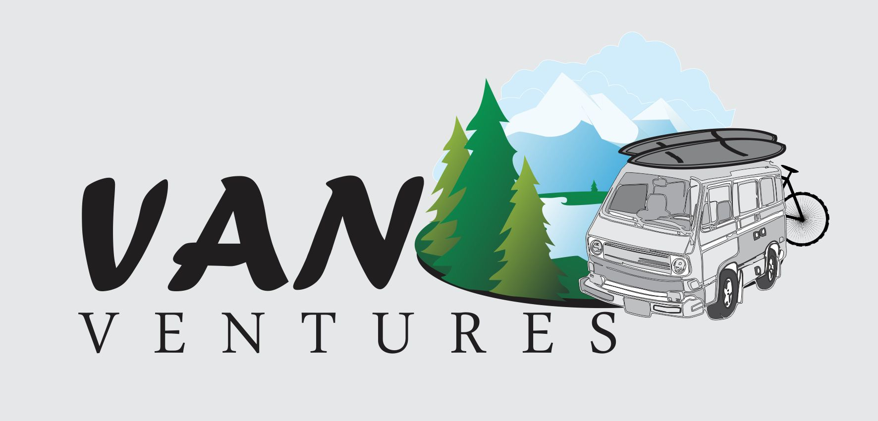 Logo Design by Hudy Wake - Entry No. 74 in the Logo Design Contest New Logo Design for Van Ventures.
