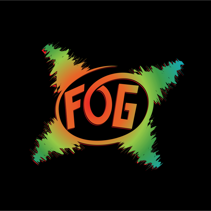 Logo Design by moisesf - Entry No. 20 in the Logo Design Contest Psych-Rock Band FIELDS OF GREEN Logo Design.