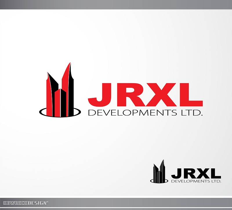 Logo Design by kowreck - Entry No. 64 in the Logo Design Contest JRXL DEVELOPMENTS LTD Logo Design.
