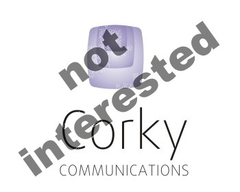 Logo Design by Autoanswer - Entry No. 81 in the Logo Design Contest Corky Communications.
