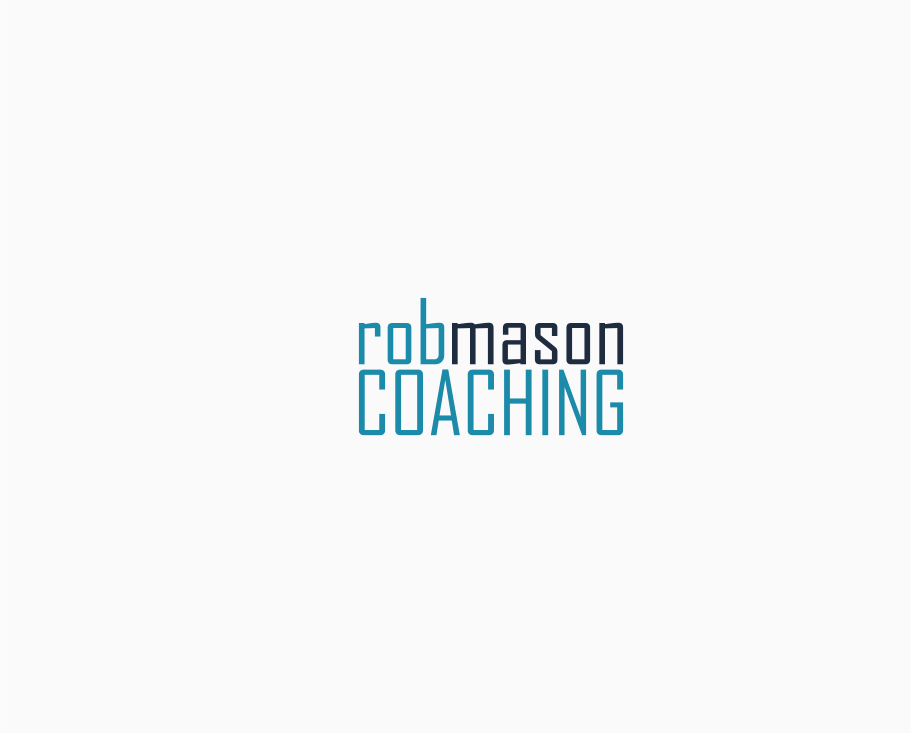 Logo Design by Jorge Sardon - Entry No. 80 in the Logo Design Contest New Logo Design Needed for Exciting Company Rob Mason Coaching.