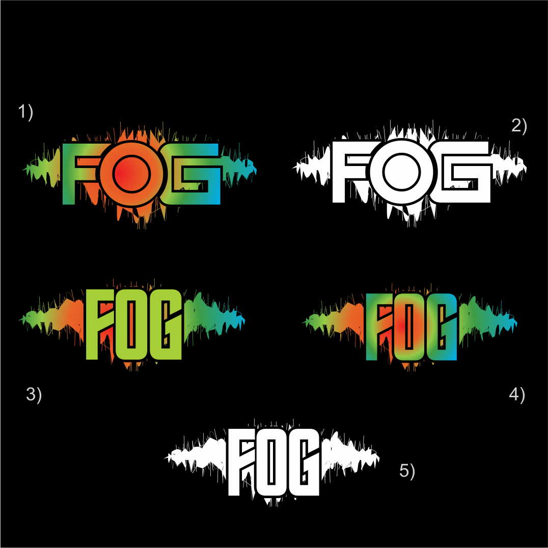 Logo Design by moisesf - Entry No. 32 in the Logo Design Contest Psych-Rock Band FIELDS OF GREEN Logo Design.
