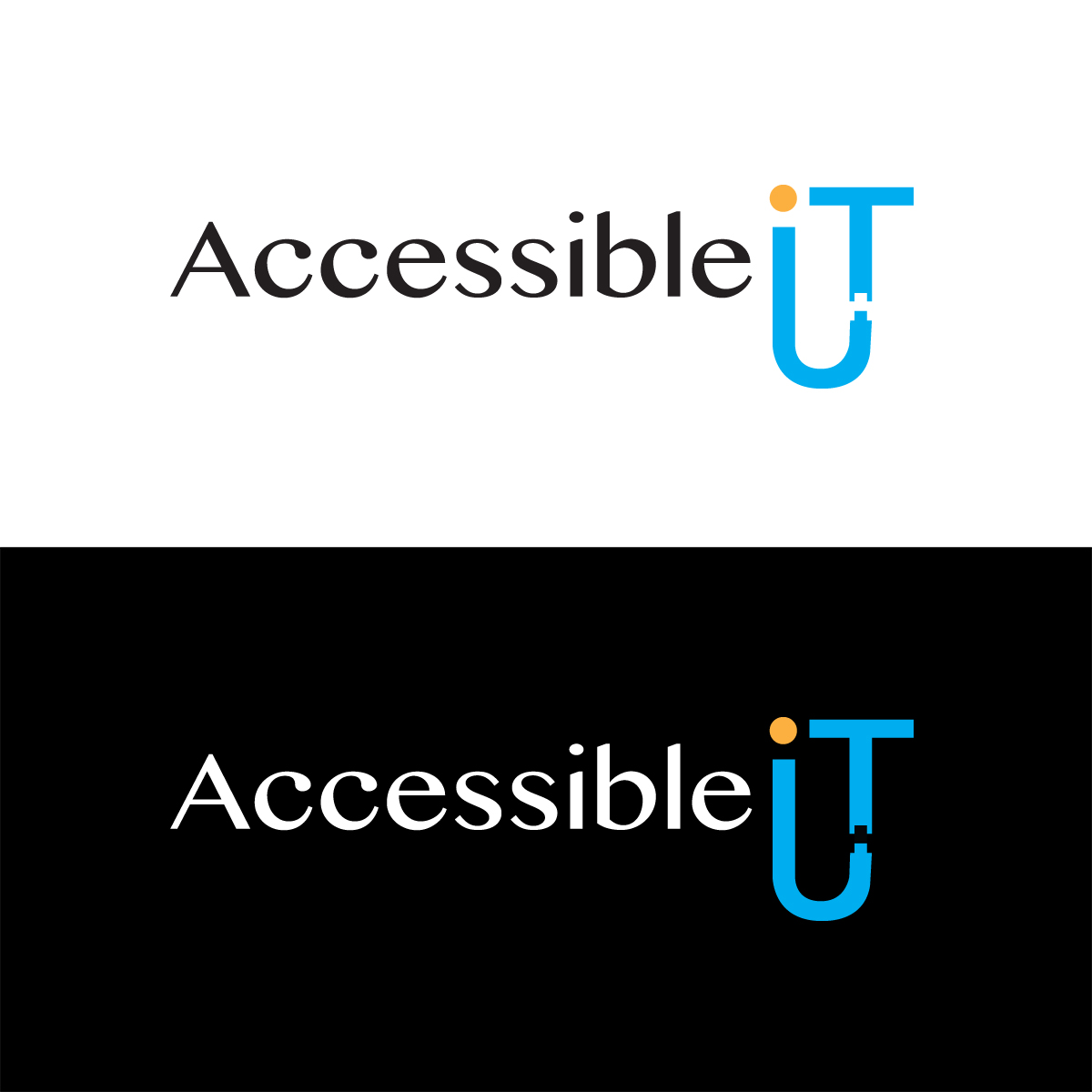 Logo Design by Diane Dunbrack - Entry No. 360 in the Logo Design Contest Logo Design Needed for Exciting New Company Accessible IT.