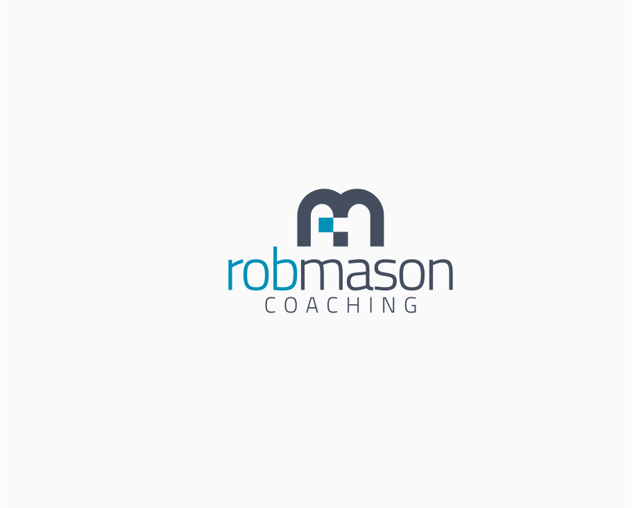 Logo Design by Jorge Sardon - Entry No. 81 in the Logo Design Contest New Logo Design Needed for Exciting Company Rob Mason Coaching.