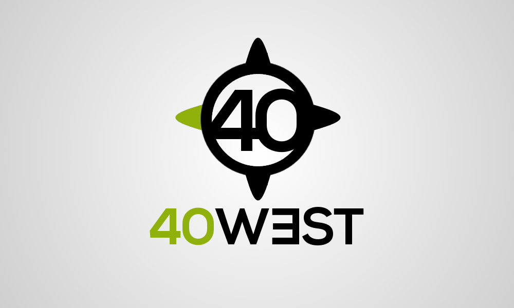 Logo Design by Gabriel Camacho - Entry No. 46 in the Logo Design Contest Unique Logo Design Wanted for Forty West.