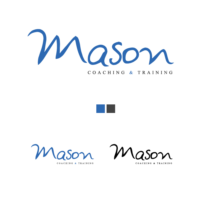 Logo Design by elmd - Entry No. 82 in the Logo Design Contest New Logo Design Needed for Exciting Company Rob Mason Coaching.