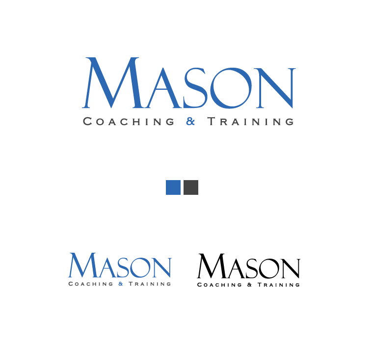 Logo Design by elmd - Entry No. 84 in the Logo Design Contest New Logo Design Needed for Exciting Company Rob Mason Coaching.