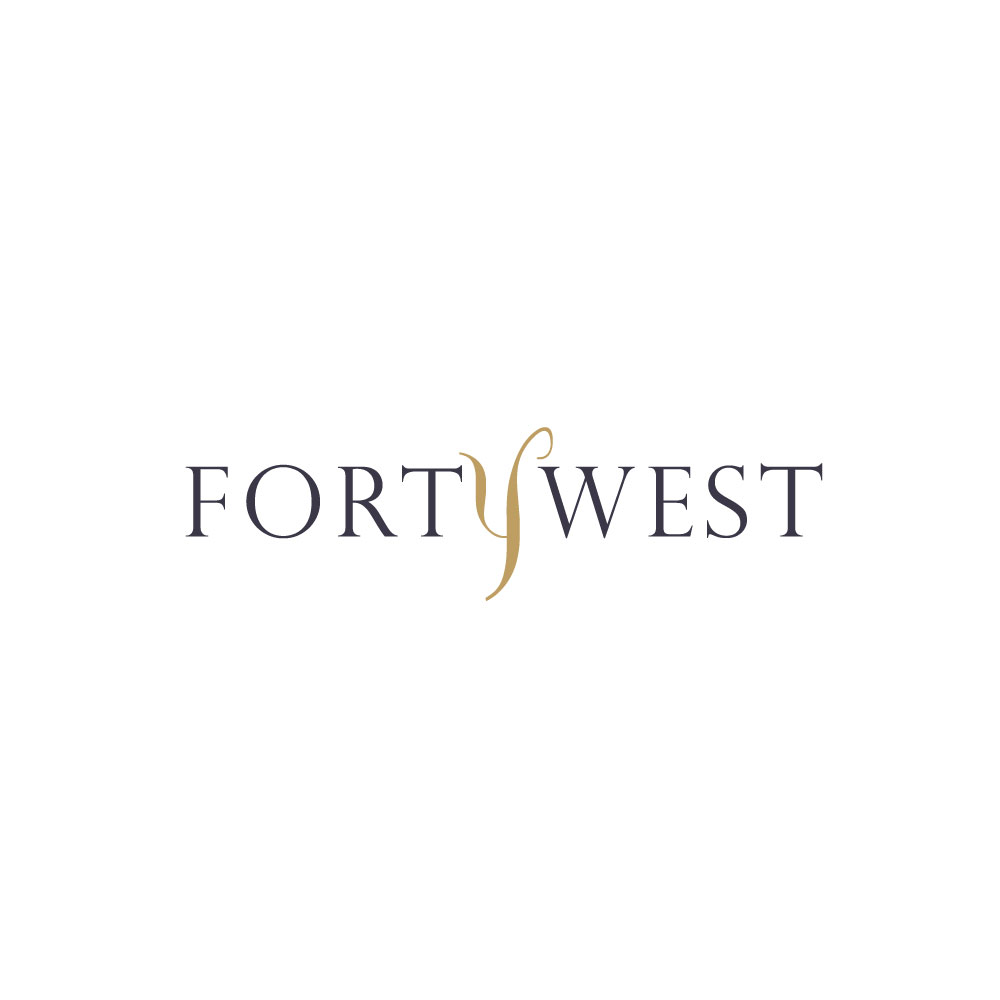 Logo Design by rockin - Entry No. 59 in the Logo Design Contest Unique Logo Design Wanted for Forty West.