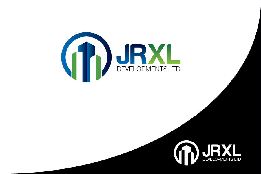 Logo Design by Private User - Entry No. 70 in the Logo Design Contest JRXL DEVELOPMENTS LTD Logo Design.