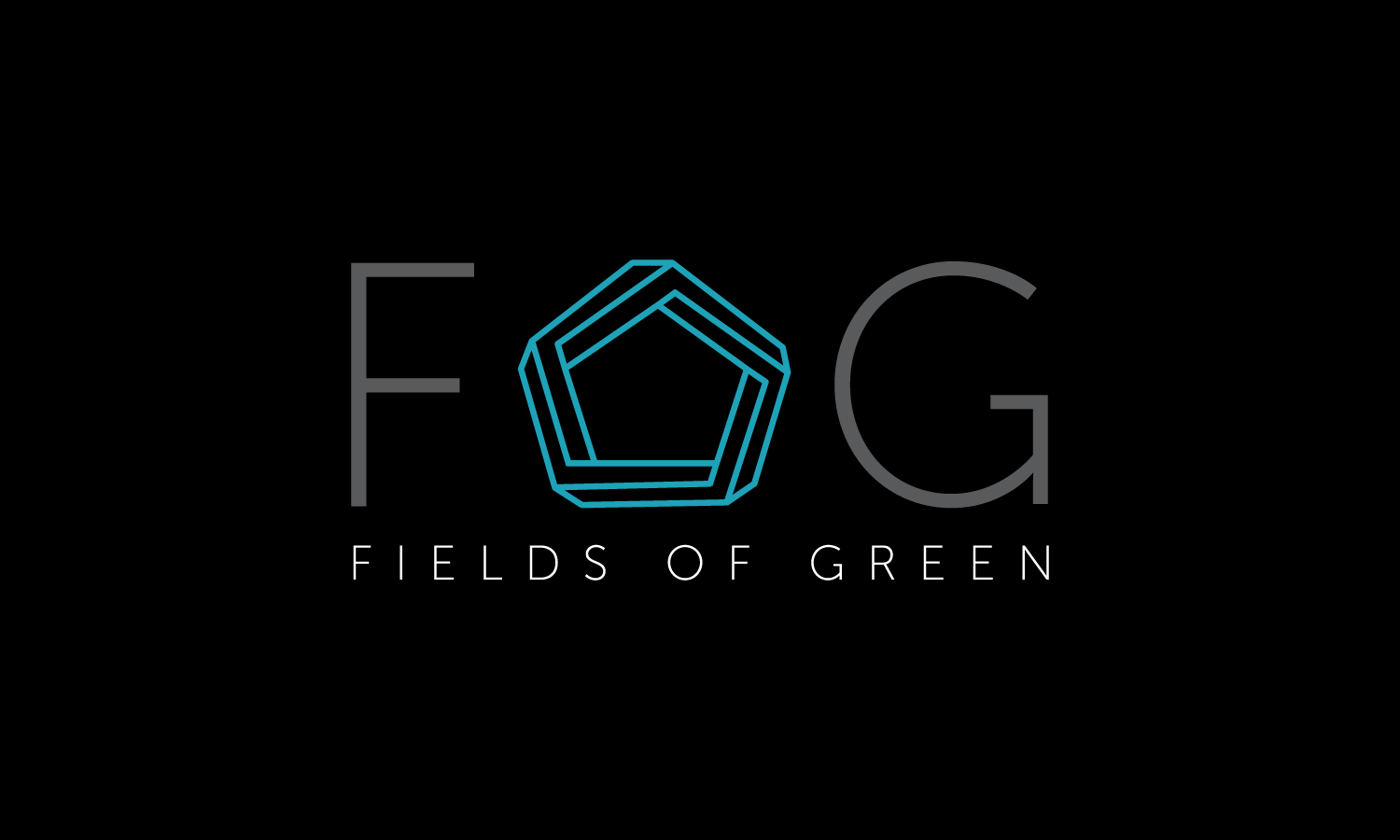 Logo Design by Emelie Halston - Entry No. 48 in the Logo Design Contest Psych-Rock Band FIELDS OF GREEN Logo Design.
